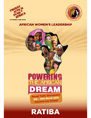 African Women's Leadership: Powering The African Dream
