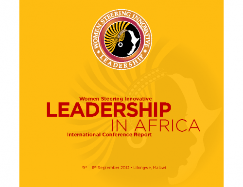 Powering the African Dream: Women and Innovative Leadership