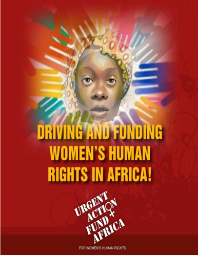 Driving and Funding Women's Human Rights in Africa