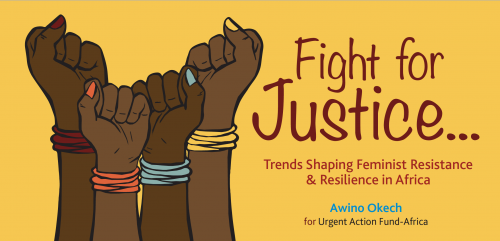 Fight for Justice…Trends Shaping Feminist Resistance and Resilience in Africa