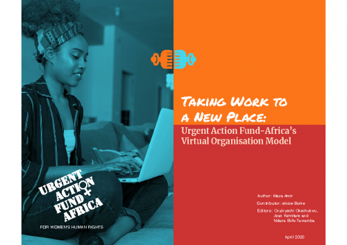 UAF-AFRICA's Virtual Organisation Learning