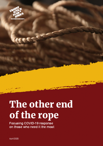The Other End of the Rope E-Bulletin