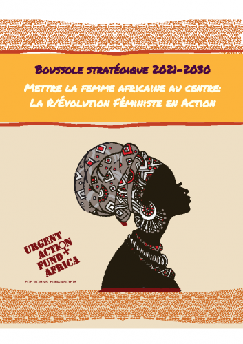 Centering African Womn: Feminist R/Evolution in Action (Strategic Compass- 2021-2030) FRENCH